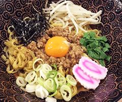 麺メニューのイメージ写真
